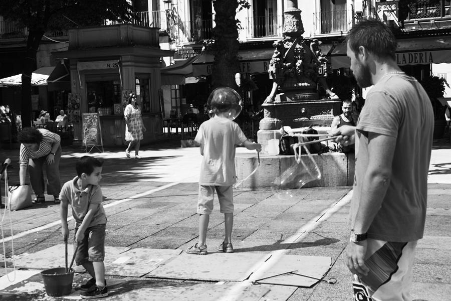 bolle e bambini